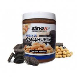 ELEVENFIT CREMA DE CACAHUETE COOKIES AND CREAM