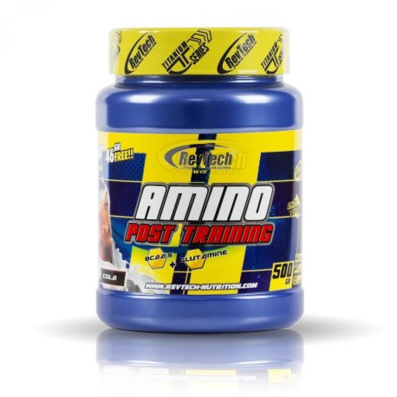 REVTECH AMINO POST TRAINING 500GR LIMON