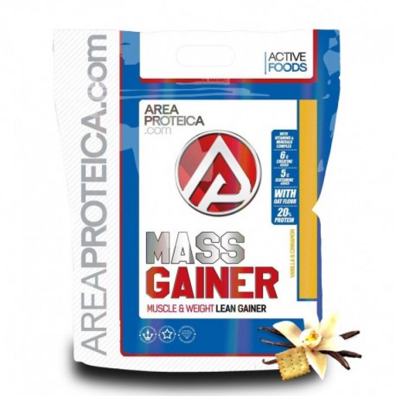 AREA PROTEICA MASS GAINER 3KG