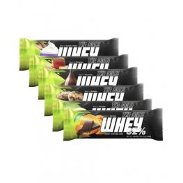 MENU FITNESS BARRITAS THE ONLY WHEY 32%