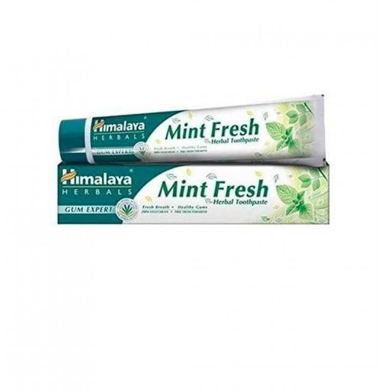 HIMALAYA MINT FRESH TOOTHPASTE GEL 75ML