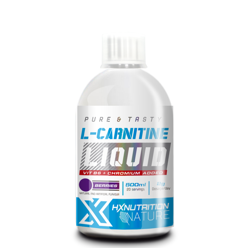 HX NUTRITION CARNITINE LIQUID 500ML