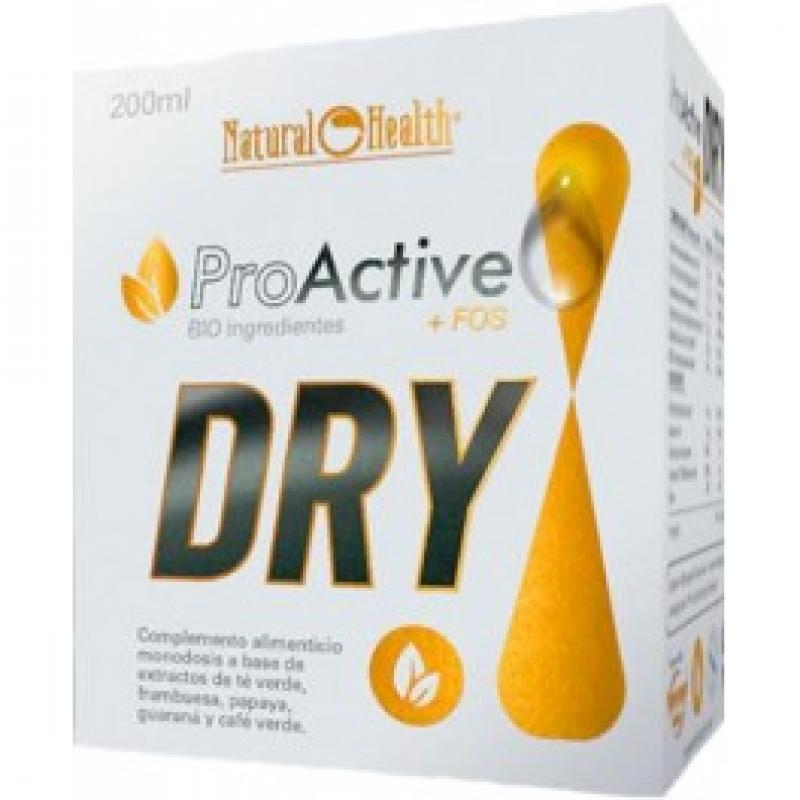 HYPERTROPHY NATURAL HEALTH DRY PROACTIVE 20 VIALES