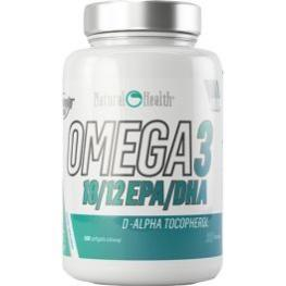 HYPERTROPHY NATURAL HEALTH OMEGA 3 100 PERLAS
