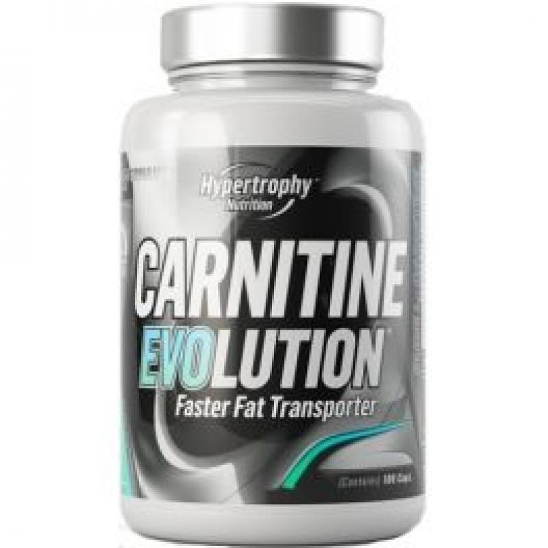 HYPERTROPHY CARNITINE EVOLUTION 100CAP