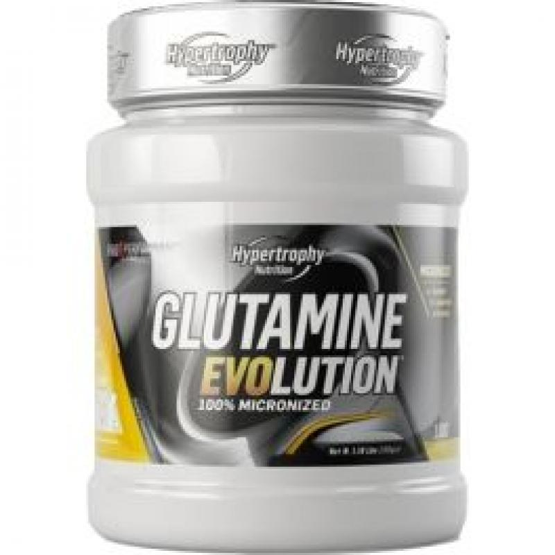 HYPERTROPHY GLUTAMINA GLUTAMINA EVOLUTION 500GR NEUTRA