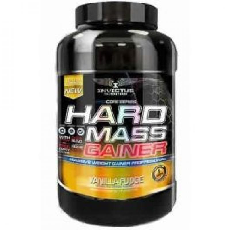INVICTUS HARD MASS GAINER 3KG