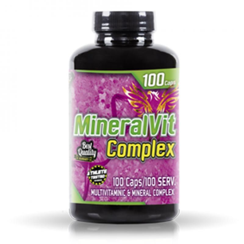 PSN MINERALVIT COMPLEX 100 PERLAS