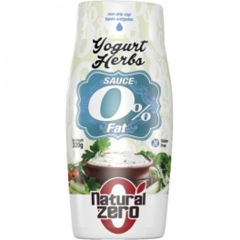 SALSA YOGURT HERBS NATURAL ZERO