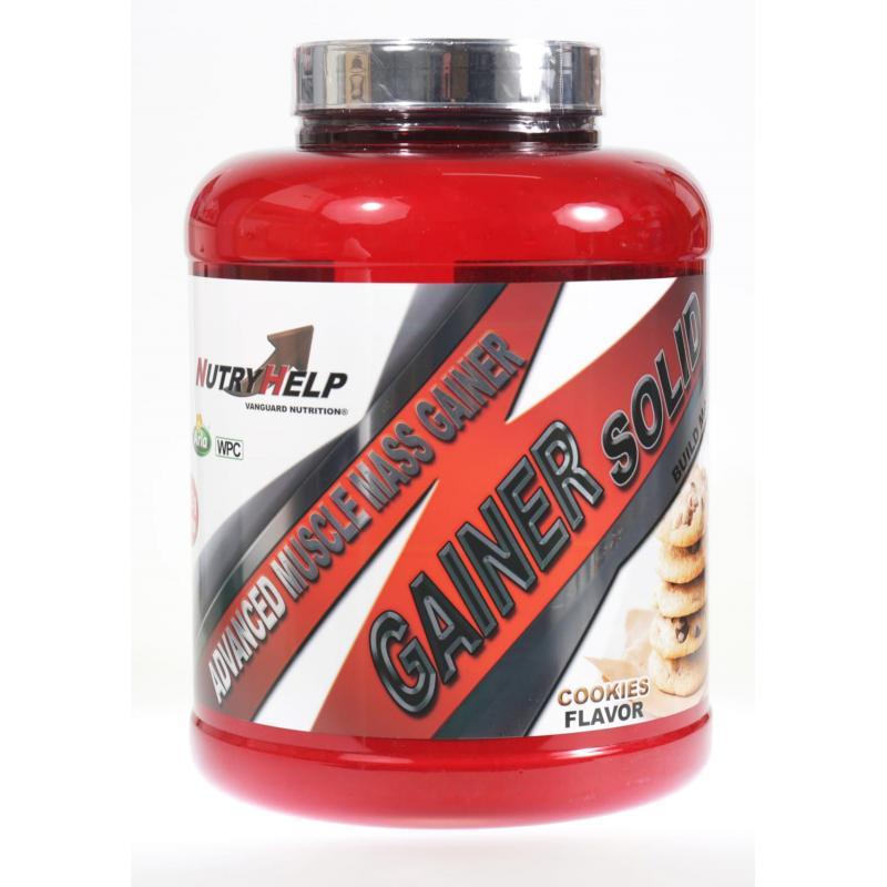 NUTRYHELP GAINER SOLID 3KG
