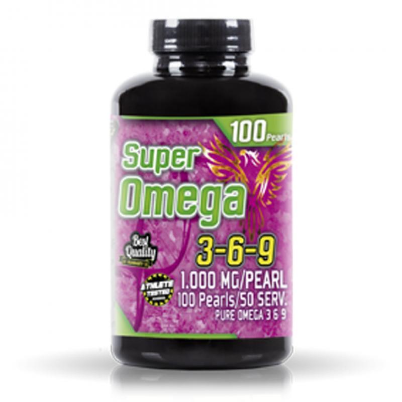PSN SUPER OMEGA 3-6-9 100 PERLAS