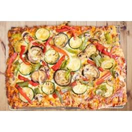 PIZZA NATURAL VEGETAL 850GR. APROX.