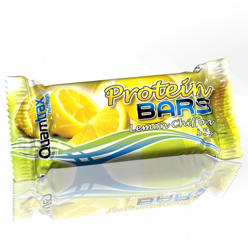 QUAMTRAX PROTEIN BARS 35GR