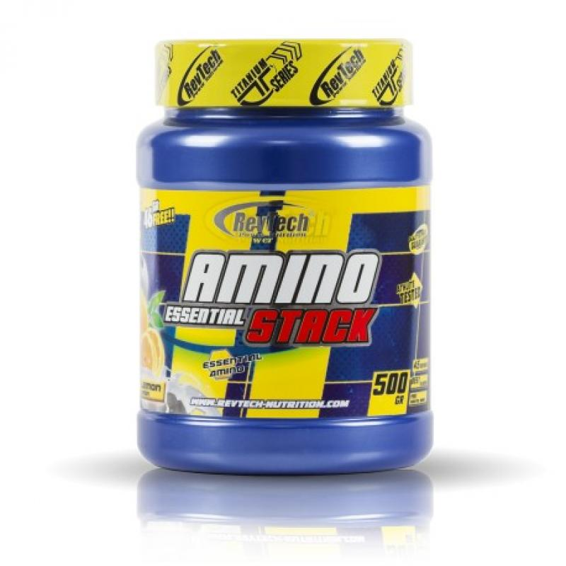 REVTECH AMINO ESSENTIAL STACK 500GR LIMON