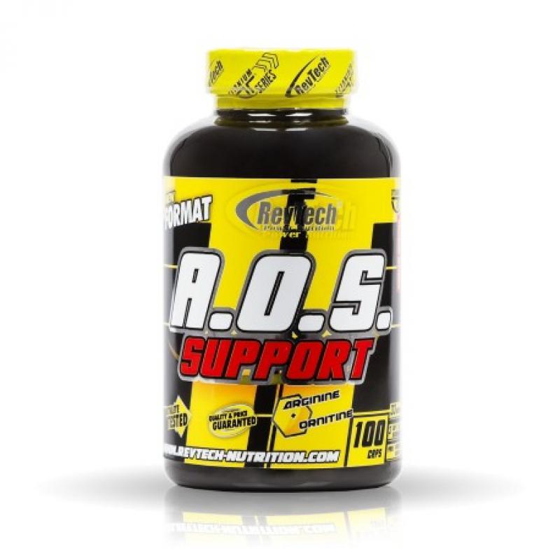 REVTECH AOS SUPPORT 100 CAP
