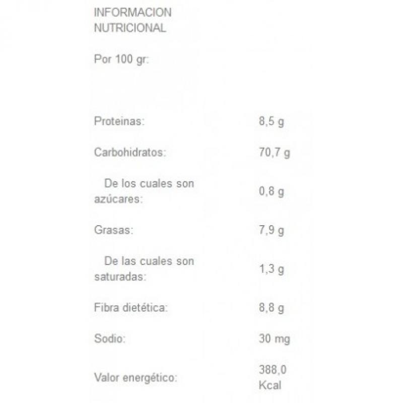 REVTECH HARINA DE AVENA 1KG SABORES