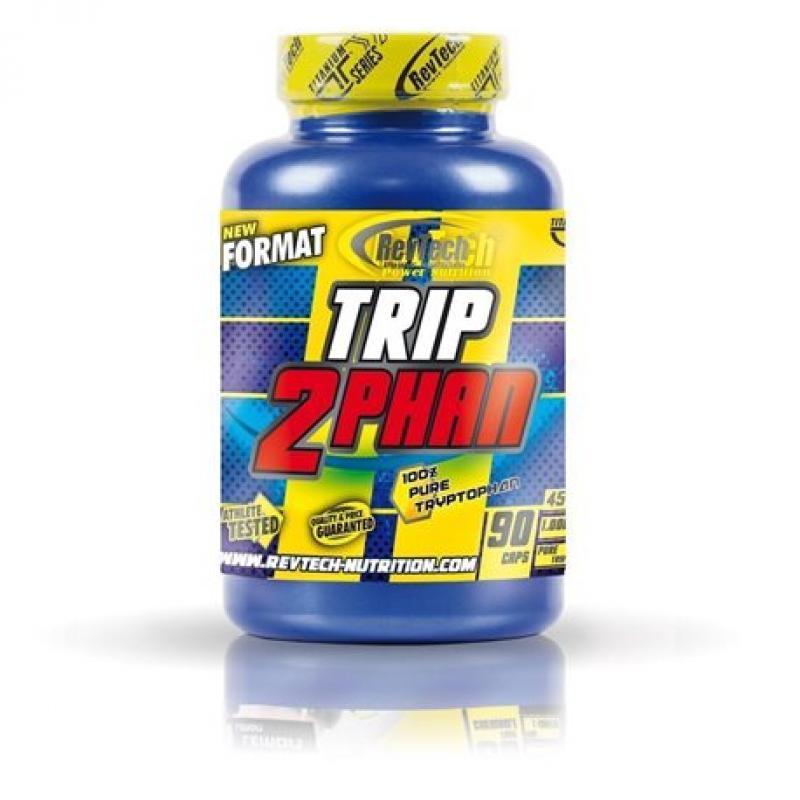 REVTECH TRIPTOFANO TRIP2PHAN 90 CAP