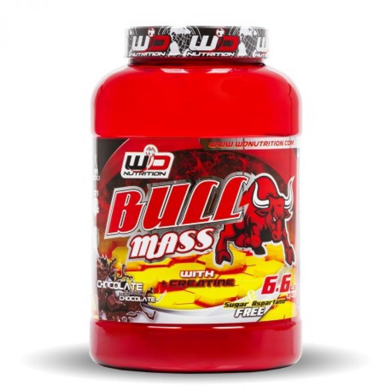 WD BULL MASS 3KG