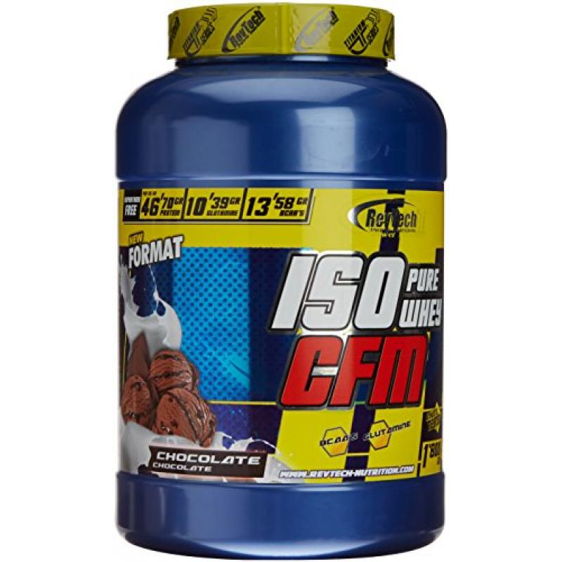REVTECH ISO PURE WHEY CFM 1,8KG